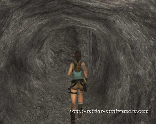 Tomb Raider Anniversary Natla's Mines walkthrough screenshot