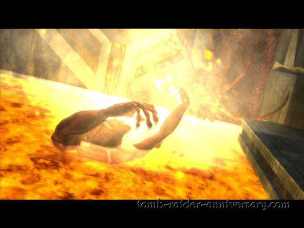Tomb Raider Anniversary Final Conflict walkthrough screenshot