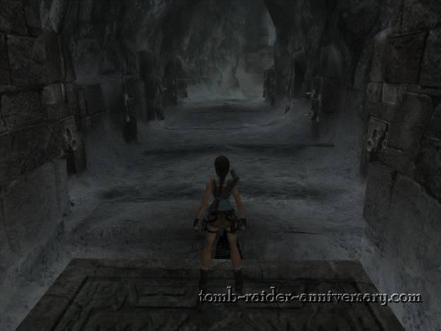Tomb Raider Anniversary - Peru: Mountain Caves - Dart traps