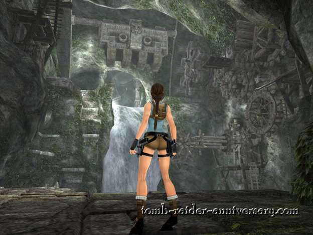 Tomb Raider Anniversary Peru The Lost Valley Visual Walkthrough