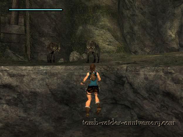 Tomb Raider Anniversary Peru The Lost Valley Visual Walkthrough