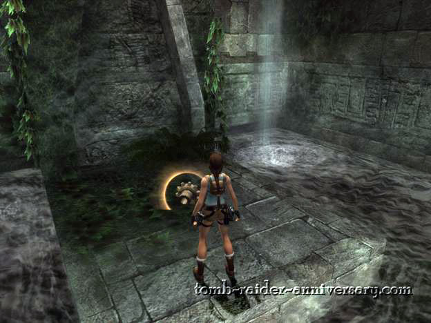 Tomb Raider Anniversary - Peru: The Lost Valley - The last cog is in the temple