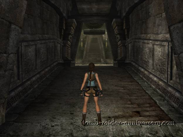 Tomb Raider Anniversary - Peru: Tomb of Qualopec