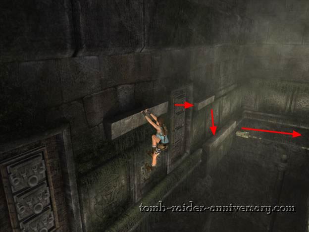 Tomb Raider Anniversary - Peru: Tomb of Qualopec