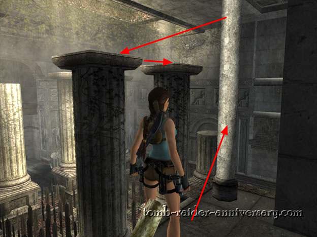 Tomb Raider Anniversary St Francis Folly Walkthrough
