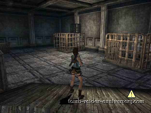 Tomb Raider Anniversary - Coliseum Walkthrough screenshot