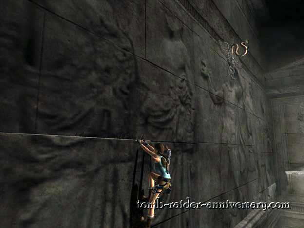 Tomb Raider Anniversary Midas's Palace walkthrough