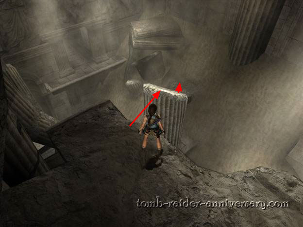 Tomb Raider Anniversary Greece Midas S Palace Walkthrough Part 3