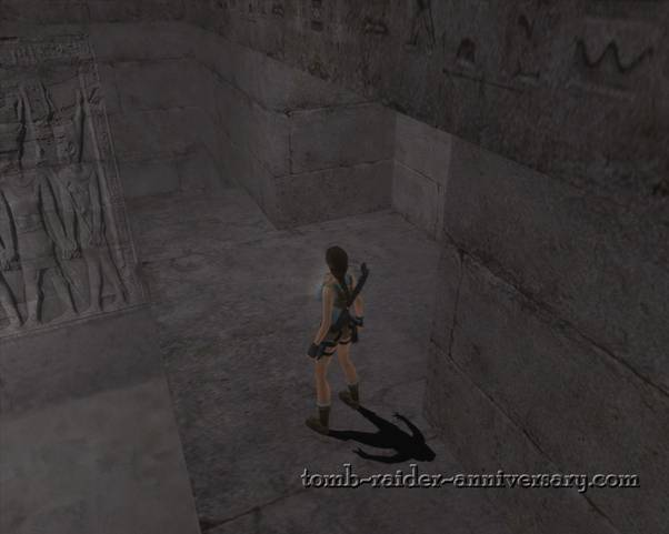 Egypt - Temple of Khamoon Walkthrough Screenshot