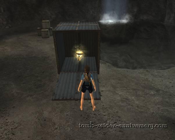 Tomb Raider Anniversary Natla Mines artifacts