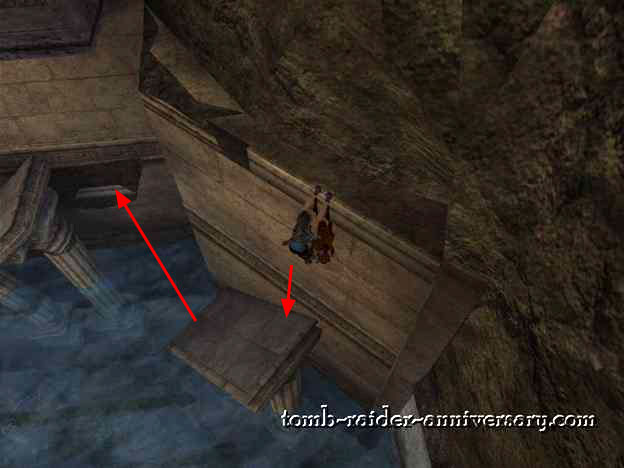 Tomb Raider Anniversary Midas Palace Walkthrough relic