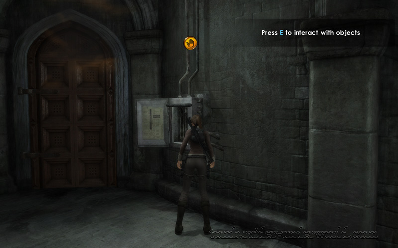Tomb Raider Underworld Prologue walkthrough use switch screenshot
