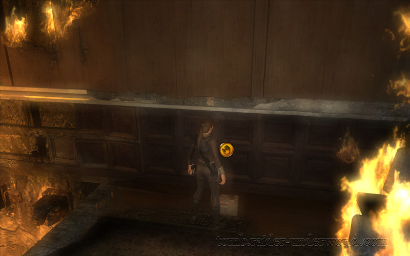 Tomb Raider Underworld Prologue walkthrough health pack screenshot