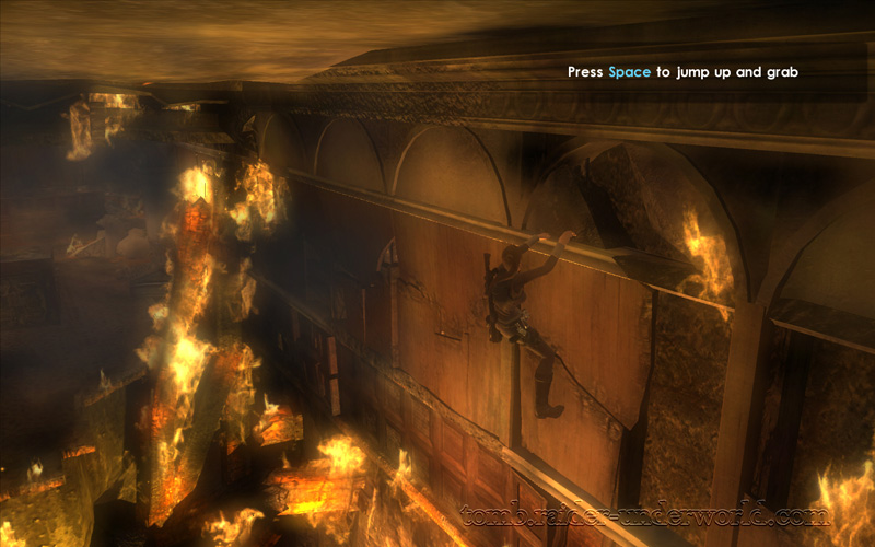 Tomb Raider Underworld Prologue walkthrough screenshot