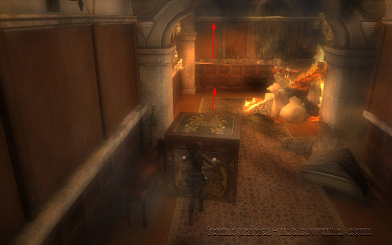 Tomb Raider Underworld Prologue walkthrough crate screenshot