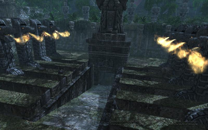 Tomb Raider Underworld walkthrough Southern Mexico - Xibalba screenshot