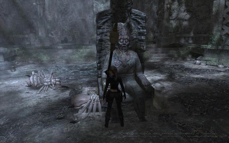 Tomb Raider Underworld Southern Mexico: Xibalba (part 3