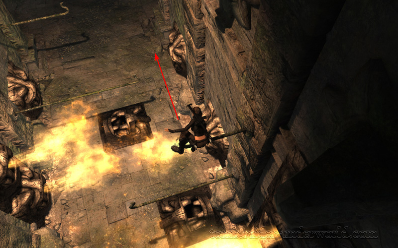 Tomb Raider Underworld walkthrough Southern Mexico - Xibalba screenshot