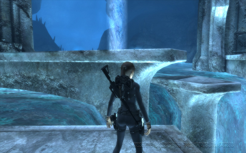 Tomb Raider Underworld walkthrough Out of Time screenshot