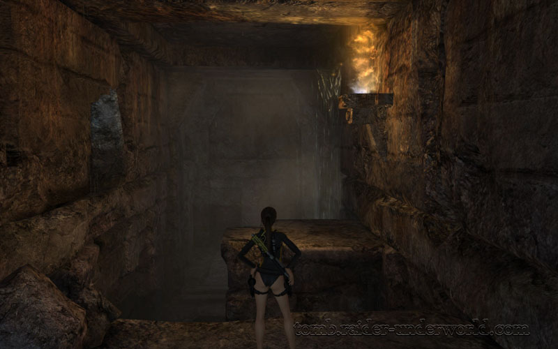 Tomb Raider Underworld walkthrough Mediteranean Sea - Niflheim screenshot