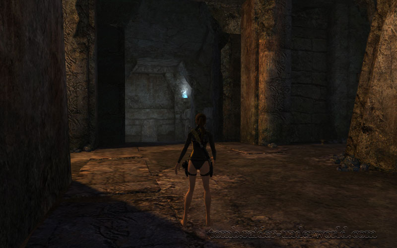 Tomb Raider Underworld walkthrough Norse Connection