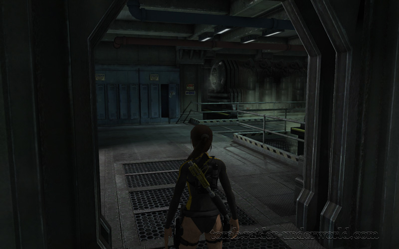 Tomb Raider Underworld walkthrough Mediteranean Sea - God of Thunder slaughter screenshot