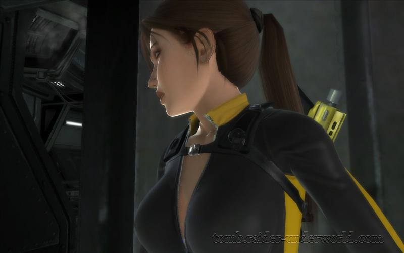 Tomb Raider Underworld walkthrough Mediteranean Sea - God of Thunder level end screenshot