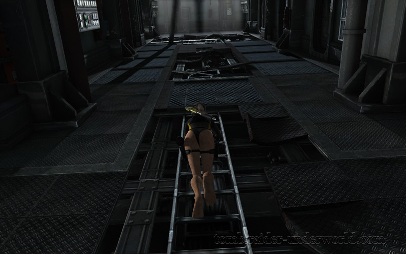 Tomb Raider Underworld walkthrough Mediteranean Sea - Realm of the Dead screenshot