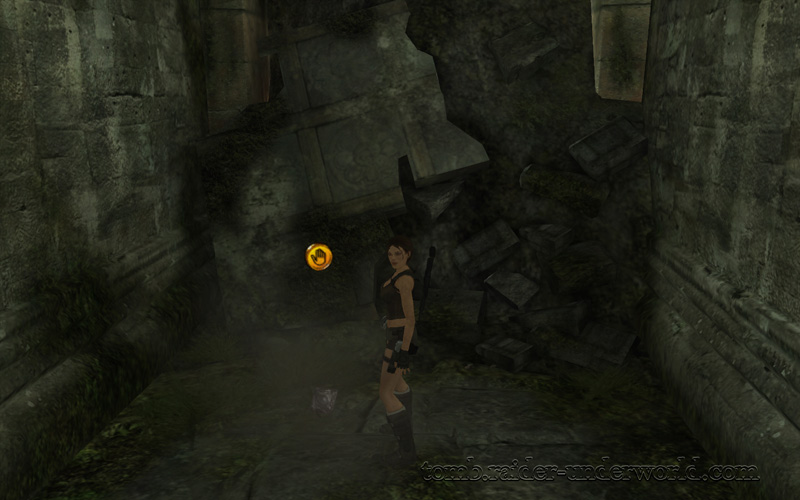Tomb Raider Underworld walkthrough Coastal Thailand - Remnants screenshot