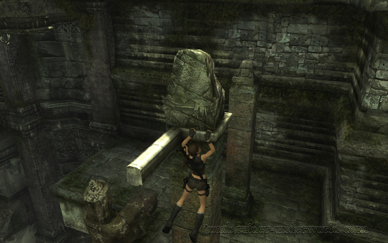 Tomb Raider Underworld walkthrough Coastal Thailand - Bhogavati  screenshot
