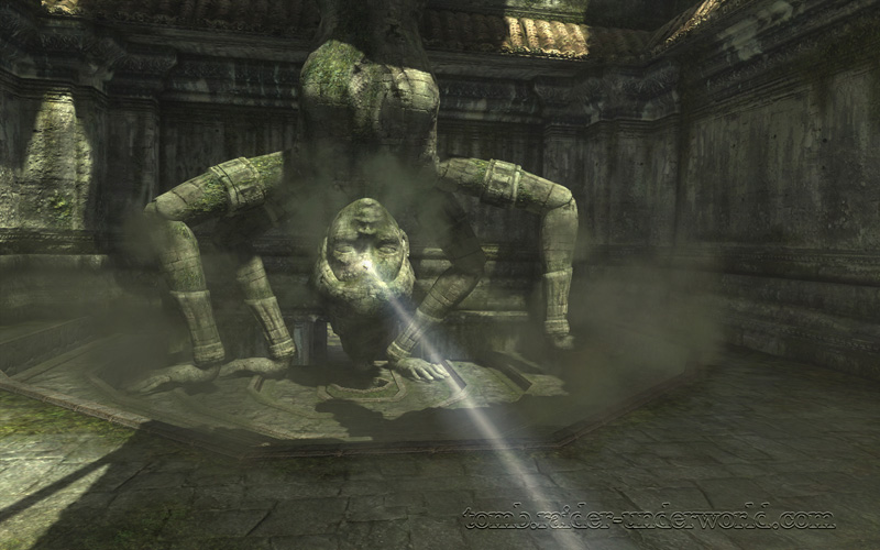Tomb Raider Underworld walkthrough Coastal Thailand Bhogavati screenshot
