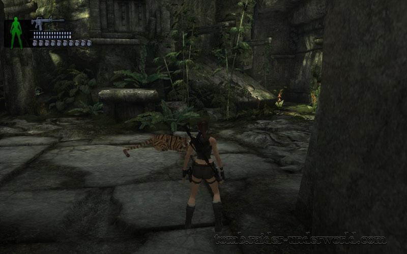 Tomb Raider Underworld walkthrough Coastal Thailand Bhogavati screenshot