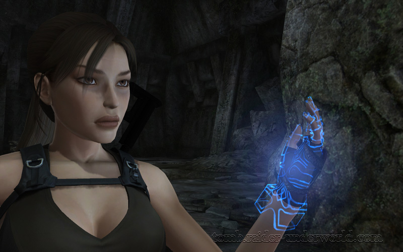 Tomb Raider Underworld walkthrough Coastal Thailand - The Ancient World cinematic screenshot