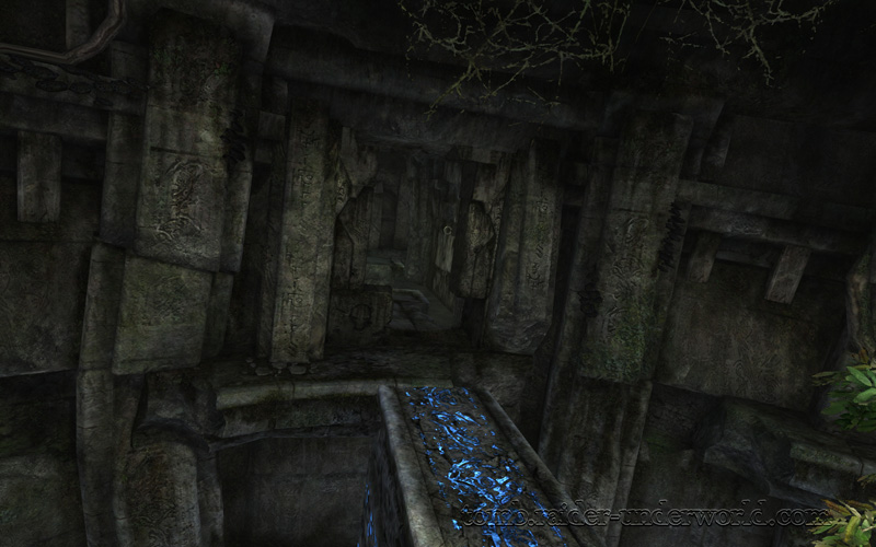Tomb Raider Underworld walkthrough Coastal Thailand - The Ancient World screenshot